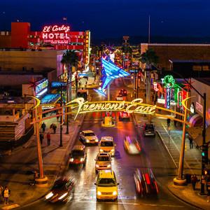 Las Vegas via Tony Hsieh; Feb'13